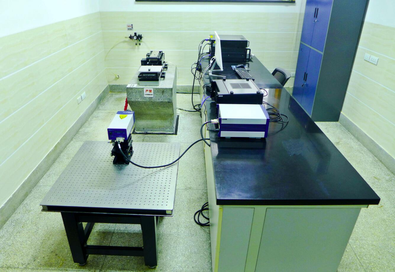 低频振动实验室