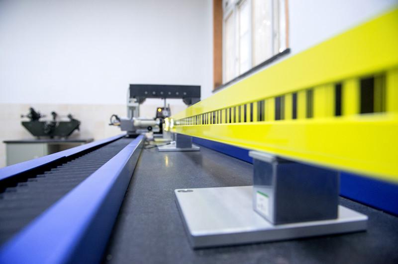 线纹尺检校实验室
