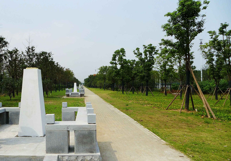 武汉比长基线场